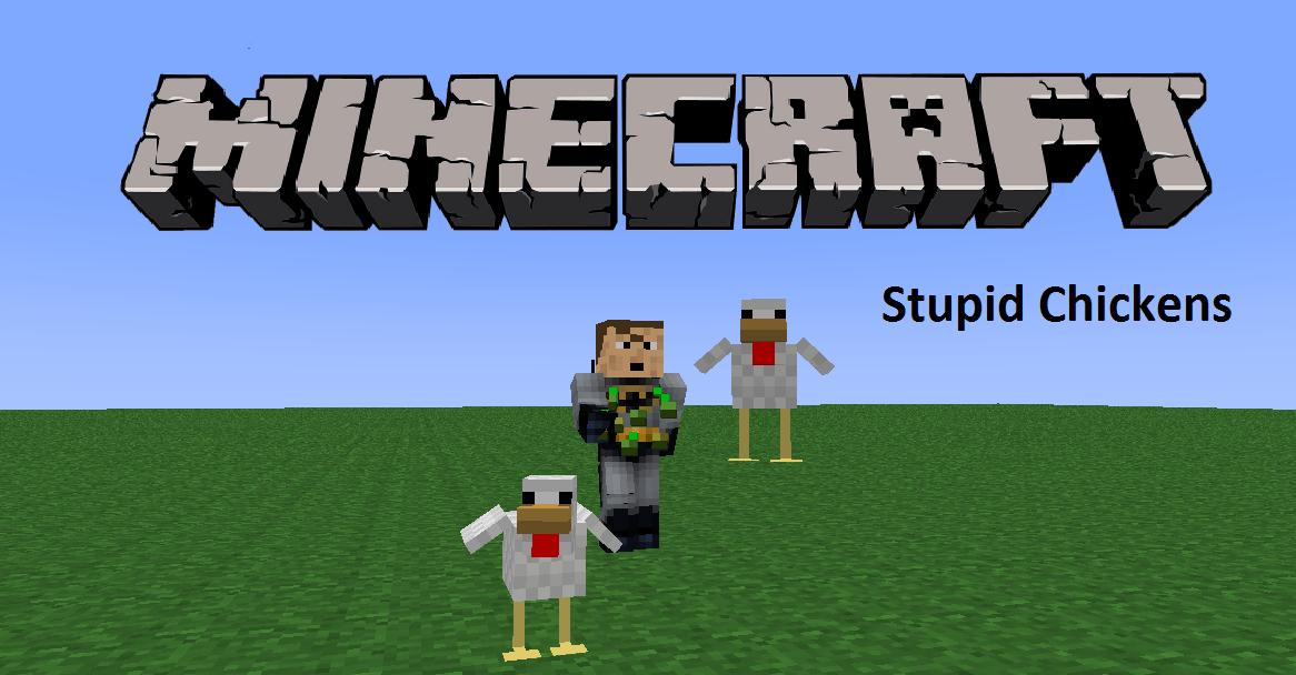Đừng làm những điều ngu ngốc này khi chơi minecraft