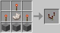 congthuc_chetao_minecraft_redstonecomparator
